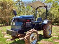 Mini/Micro Trator Gurgel 4x4 ano 11
