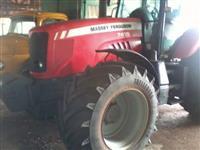 Trator Massey Ferguson MF7415 4x4 ano 12