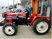 Trator Yanmar 1050 D 4x4 ano 99