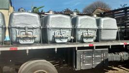 Caixa para transporte de peixe vivos a partir de 2.000,00