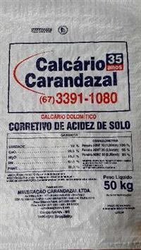 CALCÁRIO CARANDAZAL