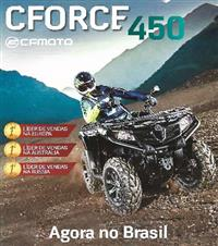 Quadriciclo CForce 450L ATV CFMoto