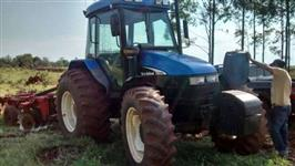 Trator Ford/New Holland TS 110 4x4 ano 03