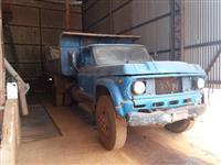 Caminhão Chevrolet C 60 ano 71