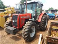 Trator Massey Ferguson 292 Turbo 4x4 ano 05