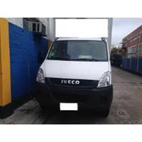 Caminhão Iveco Daily Furgão ano 15