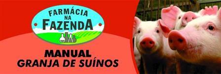CD MANUAL GRANJA DE SUÍNOS – FARMÁCIA NA FAZENDA