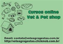 Cursos on line para Pet Shops e Clínicas Veterinárias