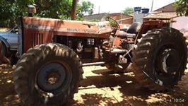 Trator Massey Ferguson 296 4x4 ano 81