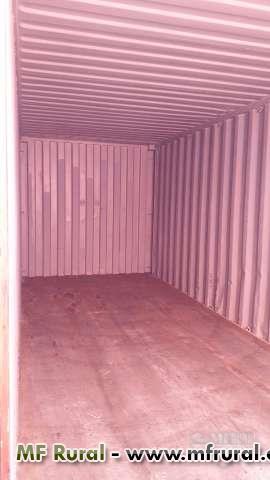 Container Dry 20/40 Pés