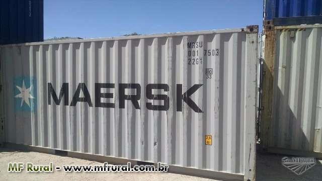 Container de Qualidade e Melhor Preço