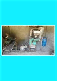 Máquina para Triturar Capim e Milho- Marca Nogueira-Uberaba