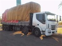 Caminhão Iveco Tector 240E25S Plataforma 6x2 ano 10