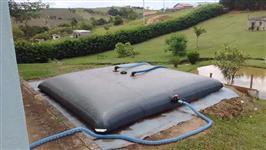 Reservatório Flexível em PVC, Poliuretano ou Borracha