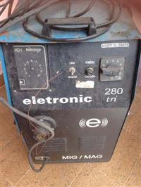 Máquina de solda Eletromeg 280tri