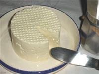Venda de queijo