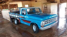 Caminhão Ford F100 ano 77