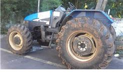 Trator Ford/New Holland NH TL85E 4x4 ano 08