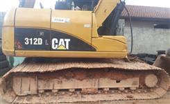 Escavadeira Caterpillar 312D ano 2008