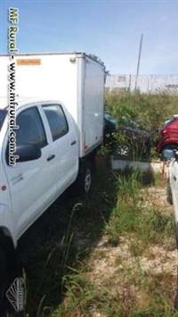 Furgao Mambrini Aluminio camionete cabine dupla