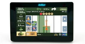 GPS Agrícola – FarmNavigator G6  AVMAP – (com antena externa)