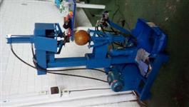 Maquina descascar coco