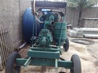 Moto bomba para irrigação