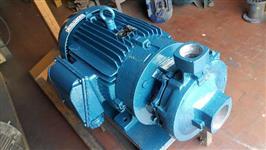Bomba P/ Irrigação Alta Pressão 40cv Ksb 50-200r Motor Weg