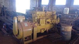 Gerador de Energia a Diesel Caterpillar 75 Kva