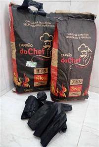 Carvão Empacotado