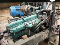 MOTOR VOLVO ENGINE TYPE D7477897