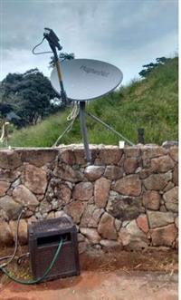 Internet Via Satélite Promoção Instalação E Adesão Grátis!!!