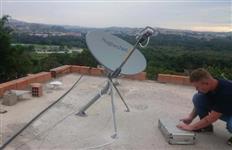 Internet Rural Via Satélite, Planos de 10 á 25MB chega em Qualquer Lugar