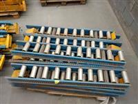 Rack dinâmico logístico usado (Venda como sucata de escolha)