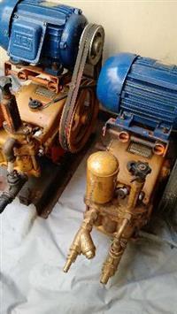 Máquina de alta pressão