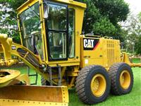 Motoniveladora Caterpillar 140k 2012, 3 Mil HsM MUITO NOVA