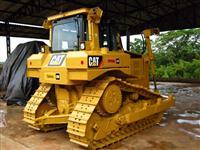 Trator De Esteiras Caterpillar D6t Ano 2013, Estado De Novo