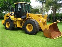 Pá Carregadeira Caterpillar 950h 2012 Com 4500 Hs,muito Nova