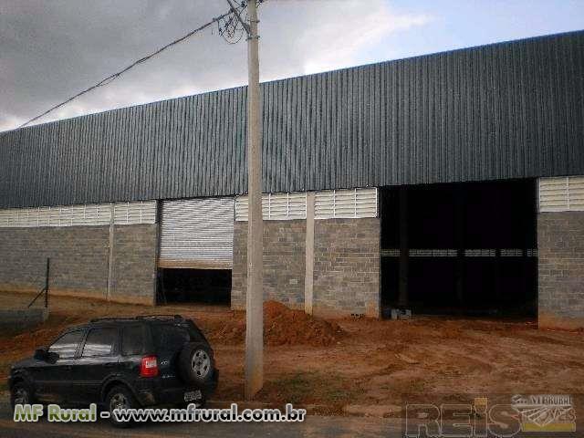 CONSTRUÇÃO E REFORMAS DE GALPÕES E ARMAZÉNS