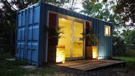 Casa Container a pronta entrega