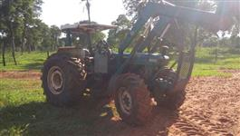 Trator Ford/New Holland 8030 4x4 ano 99