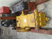 Motor Agrale diesel m790+ Bomba MT200