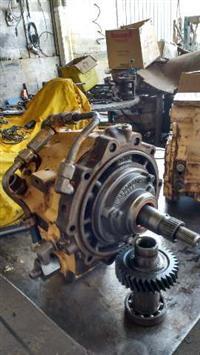 reversor usado da retro escavadeira 580 H
