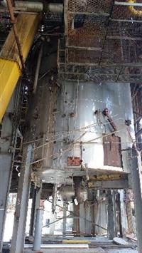 Planta Industrial de extração de óleos - Completa