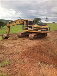 ESCAVADEIRA CATERPILLAR 320 BL - 1998