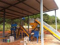 Fabrica de Blocos de concreto