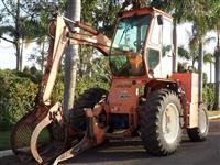 Trator Carregadeiras Carregadeira de cana- Trator New Holland 4x4 ano 04