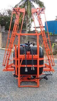 Pulverizador de Barras JACTO M12 - 600L - Semi hidráulico