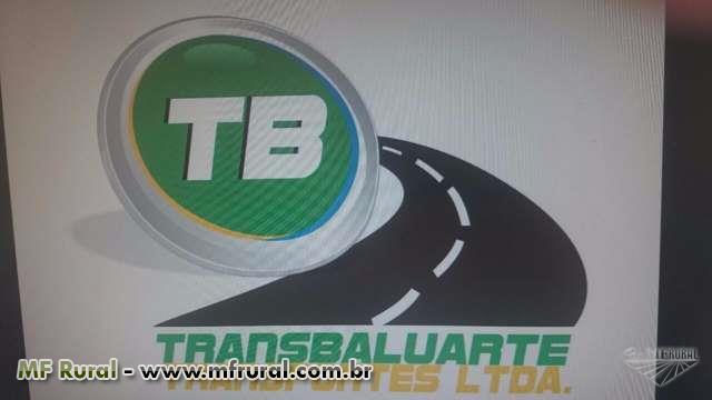 Fretes para todo o Brasil
