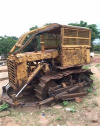 Trator de esteira Fiat 7D